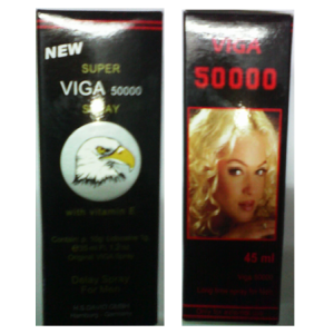 SUPER VIGA 50000 SPRAY for Men