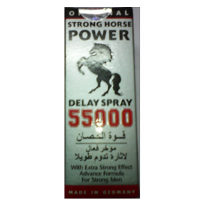 Strong Horse Power 55000 Delay Spray