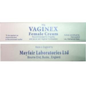 VAGINEX Female Cream